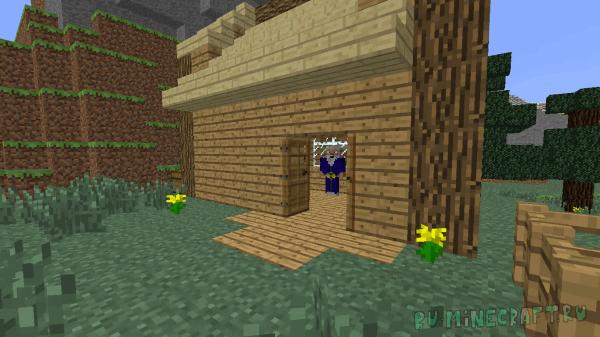 Небольшое приключение - карта на Minecraft [1.7.10]