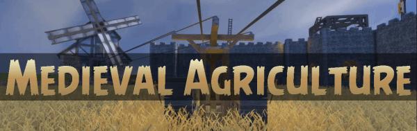 Medieval Agriculture - средневековое фермерство [1.12.2]