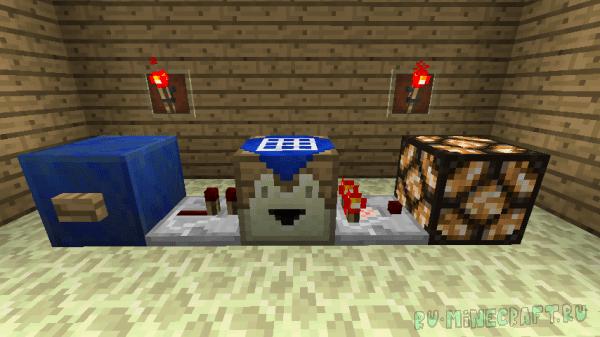 Crafting Automat - автоверстак [1.12.2]