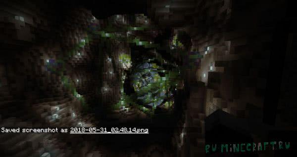 Карта Terra Swoop Force - лети в центр земли [1.11.2] [1.9.4]