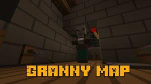 Карта страшилка Granny - выберись из дома бабули Гренни [1.12.2]