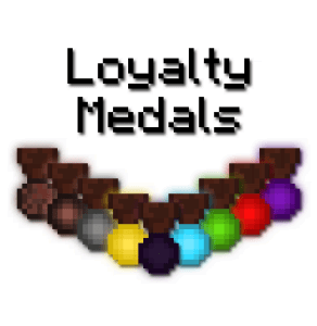 Loyalty Medals [1.12.2]