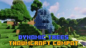 Dynamic Trees - Thaumcraft Compat [1.12.2]