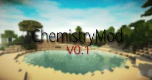 ChemistryMod v0.1 [1.7.10]