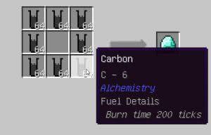 Alchemistry - химия, создание элементов [1.12.2]