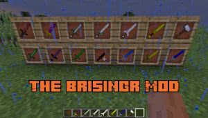 The Brisingr Mod [1.12.2]