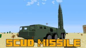 Scud Missile Mod - баллистическая ракета [1.12.2] [1.10.2] [1.7.10]