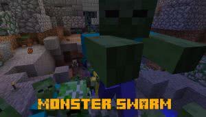 Monster Swarm - более злые мобы [1.12.2] [1.8.9] [1.7.10]