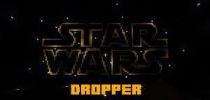 Карта Star Wars Dropper - дроппер в стиле Звездных Войн [1.12.2]