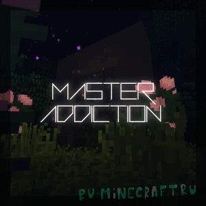 Master Addiction - магические предметы, музыкальное оружие [1.12.2]