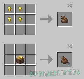 Compressed Items - сжимай предметы [1.15.1] [1.14.4] [1.13.2] [1.12.2]