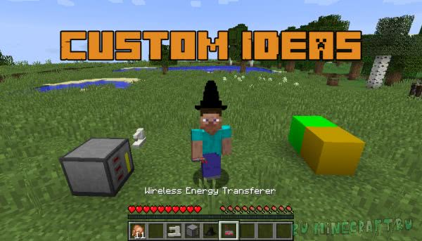 Custom Ideas [1.12.2] [1.11.2] [1.11]