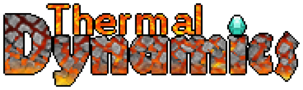 Thermal Dynamics - Аддон для TE [1.12.2] [1.11.2] [1.10.2] [1.7.10]