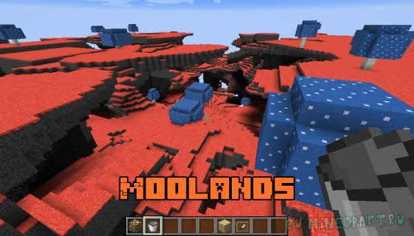 Moolands - измерение коров [1.16.3] [1.15.2] [1.14.4] [1.12.2] [1.11.2] [1.8.9]