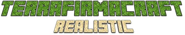 TerraFirmaCraft Realistic - Реалистичная сборка [Client] [1.7.10]