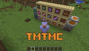 TmTmc - руды из реального мира [1.16.5] [1.15.2] [1.14.4] [1.12.2]