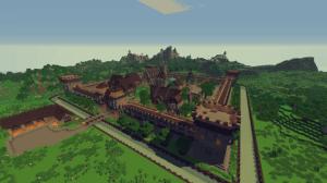 Medieval Fantasy Town [1.12.2]