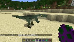 Modzoic - мобы динозавры [1.12.2] [1.10.2] [1.8.9]