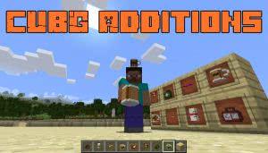 CUBG Additions [1.12.2]