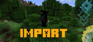 Impart mod - режим духа [1.12.2]