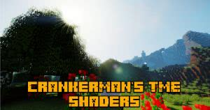CrankerMan's TME Shaders - очень красивые простые шейдеры [1.14.4] [1.12.2] [все версии]