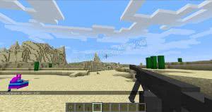 Fortnite Mod - оружие из Фортнайт [1.12.2]