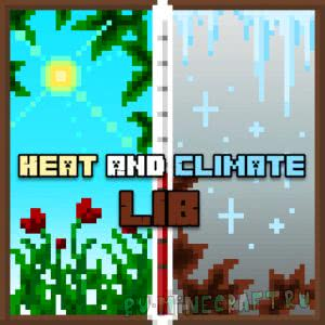 Heat And Climate Lib [1.12.2]