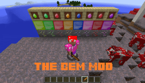 The Gem Mod [1.12.2] [1.12.1]