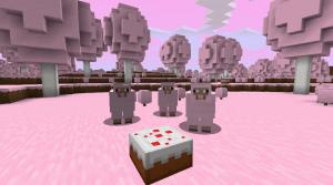 Candy World - сладкие биомы [1.12.2]