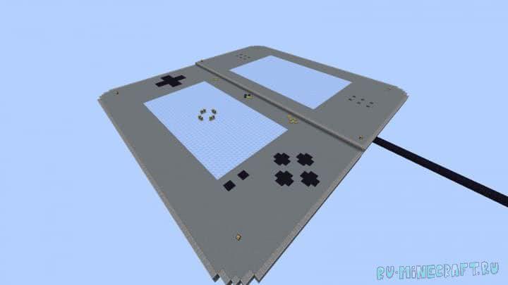 Mario Kart Ice - Mario Kart в Minecraft [1.12.x]