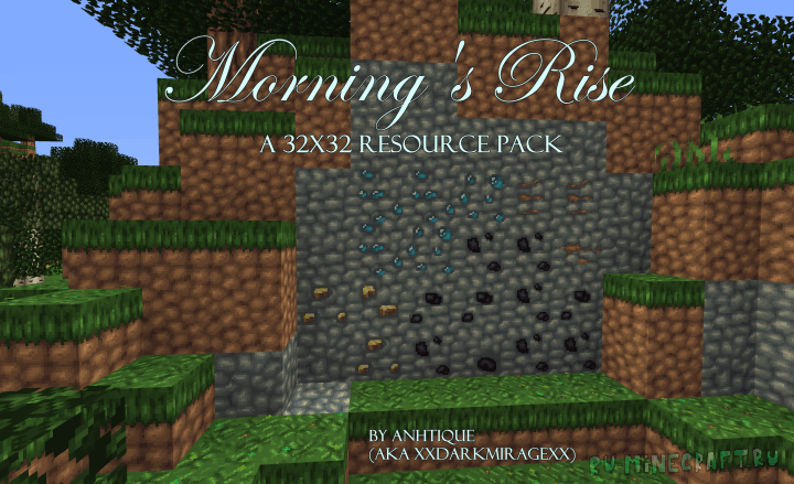 Morning's Rise [1.17.1] [1.16.5] [1.15.2] [1.14.4] [32x]