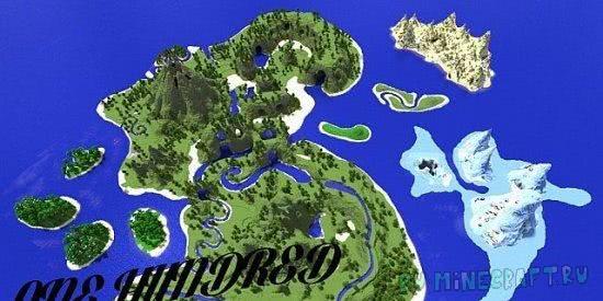 YT - Карта для выживания [Map]