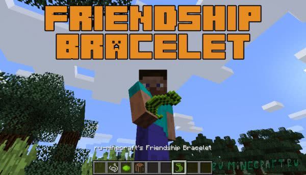 Friendship Bracelet [1.12.2]