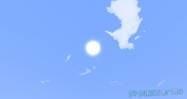 Sarinilli's DreamCraft - реалистично фантазийный текстурпак [1.13] [1.12.2] [1.11.2] [64x]