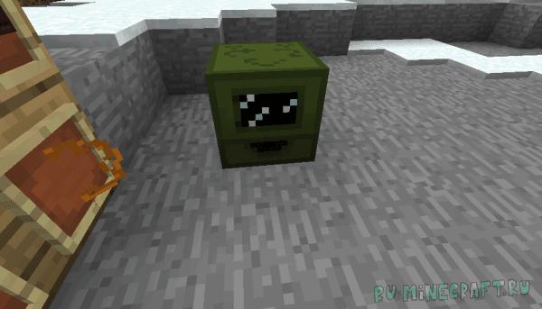 Dumpster Diving [1.12.2]