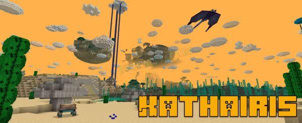 Kathairis - мистическое измерение [1.12.2]