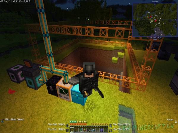 Техно Магическая сборка MineCraft 1.12.2  [Сборка] [Сервер] [123 модов] [Русифицирован на 75%]
