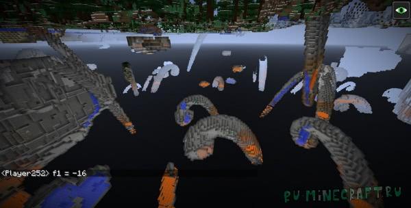 Cave Generator - новые пещеры [1.12.2]