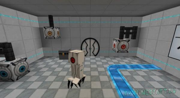 Precisely Portal - Портал Текстуры [1.12.2] [16x16] [32x32]