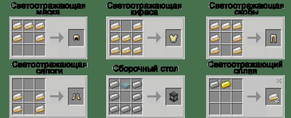 Refraction - мод на манипулирование светом и лазерами [1.12.2] [1.10.2]