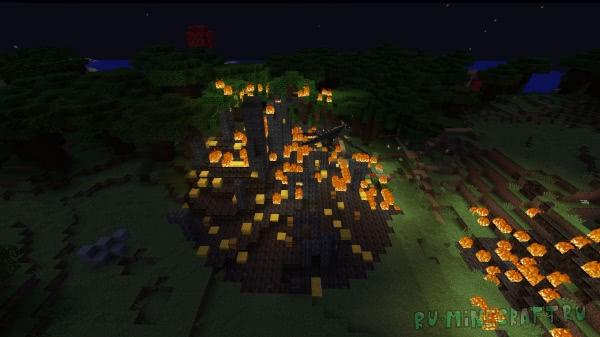 Фэнтези сборка 52 мода для Minecraft [1.12.2]