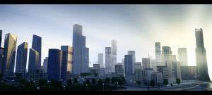 Al Naemani Emirates - огромный современный город  [1.12.2]