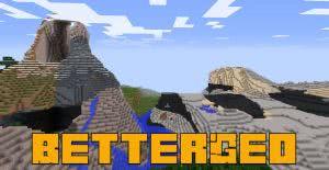 BetterGeo - новая геология и предметы [1.12.2] [1.7.10]