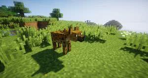 Natural Fauna Mod - аддон на животных для ZAWA [1.12.2]