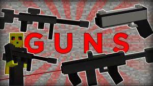 Working Guns - настоящее огнестрельное оружие без модов [1.12.2]