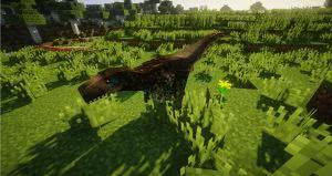 Prehistoric Eclipse - мобы динозавры [1.12.2]