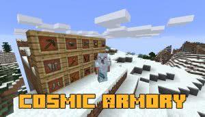 Cosmic Armory - космическая броня [1.12.2]
