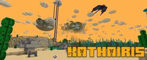 Kathairis - мистическое измерение [1.14.4] [1.13.2] [1.12.2]