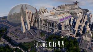 Future CITY - город будущего [1.10.2+]
