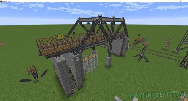 Industrial Renewal - блоки индустриального декора [1.12.2]